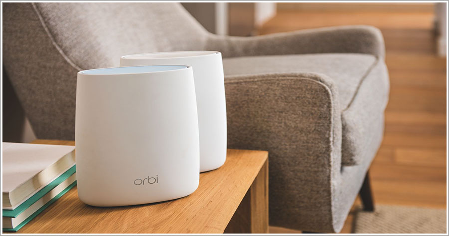 """Netgear's """"Orbi"""" Router Promises To Keep Your Whole House Online"""