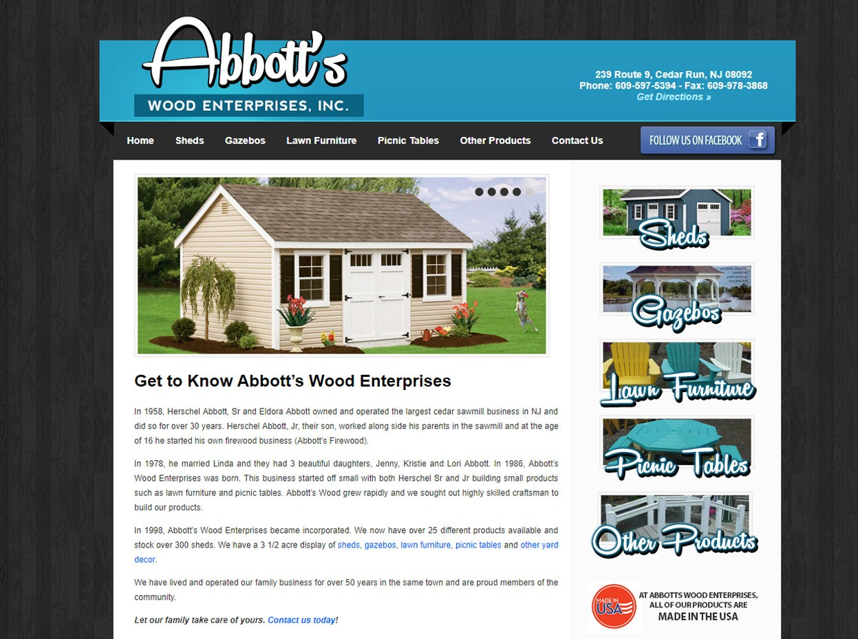 Abbott's Wood Enterprises
