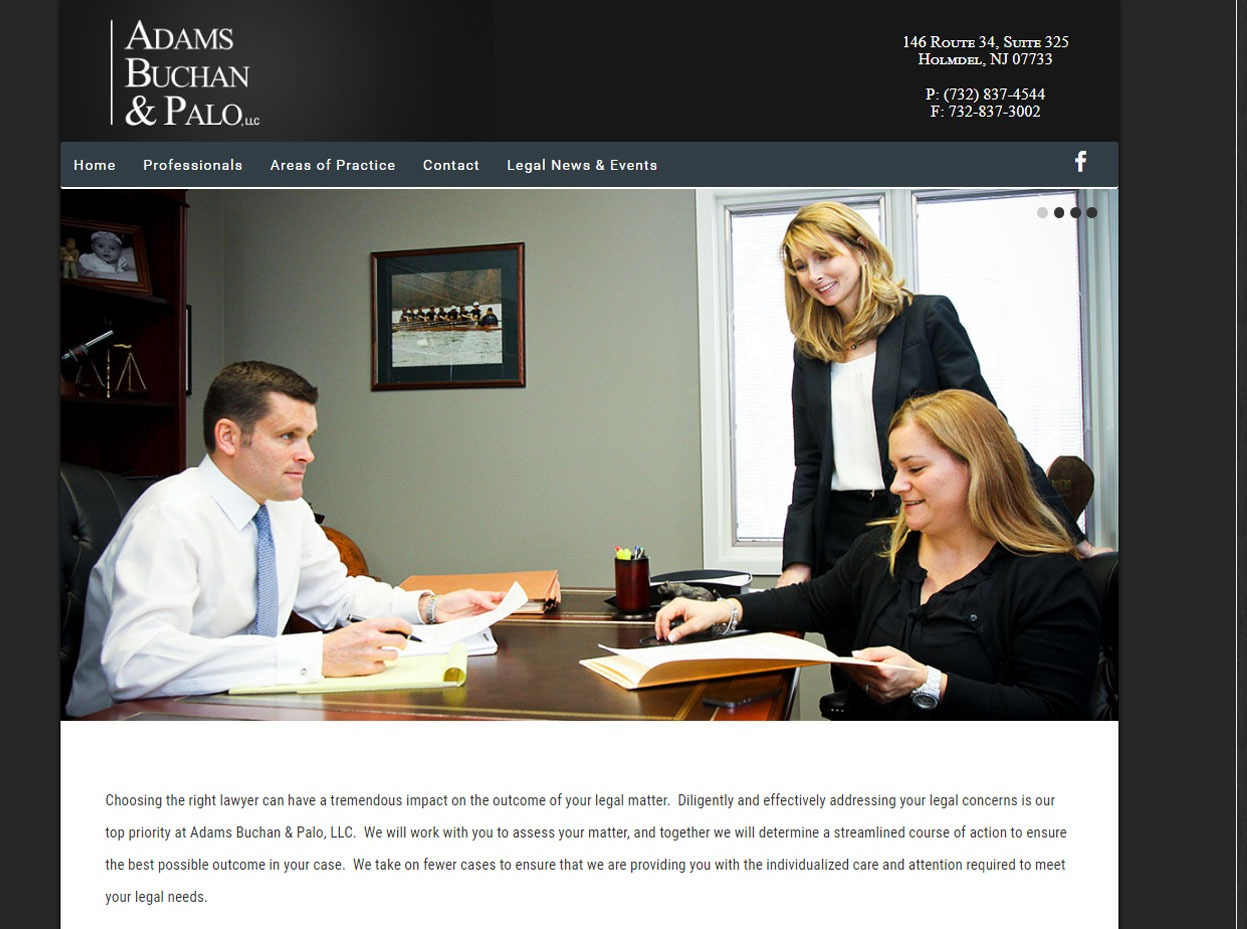 Lawyer Web Design - Legal Web Design