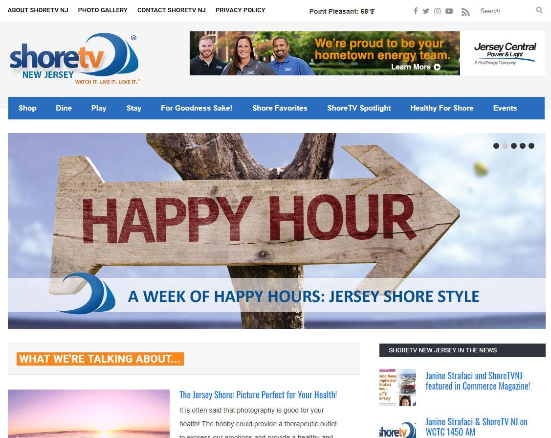 ShoreTV New Jersey