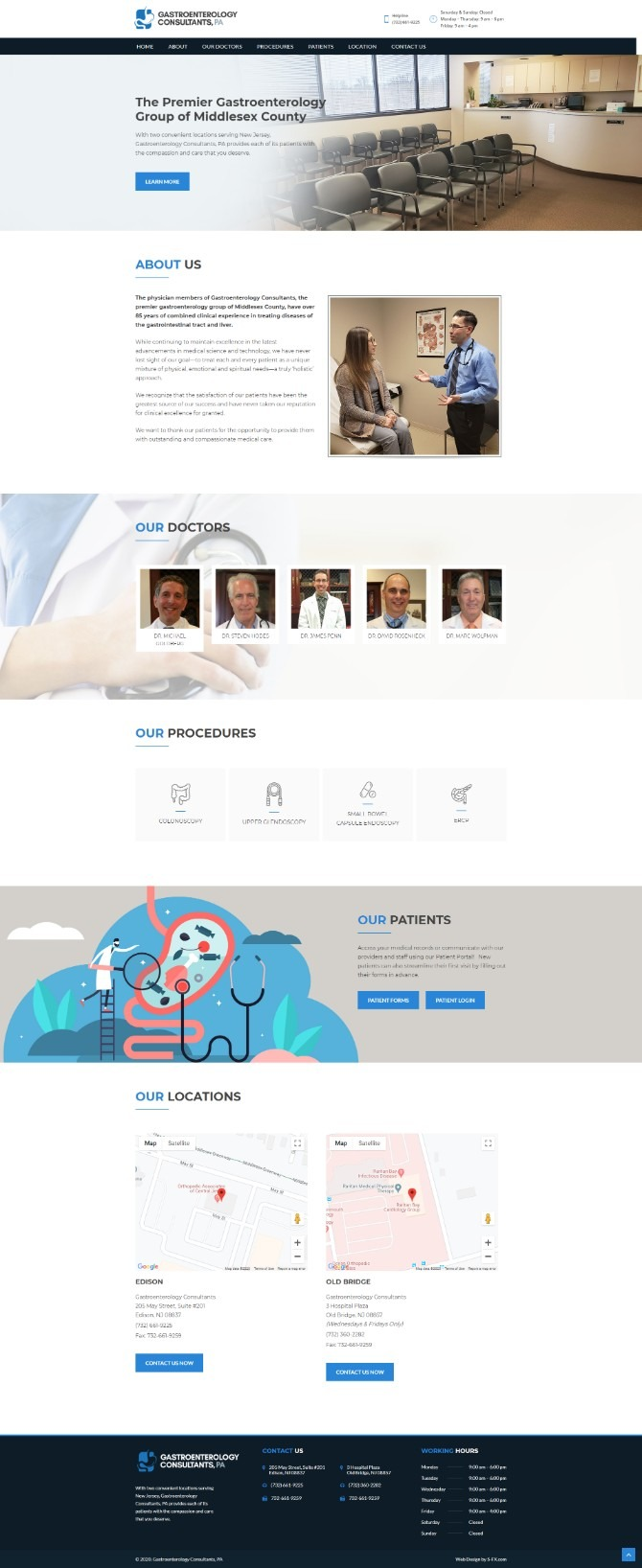 Gastroenterology Consultants NJ