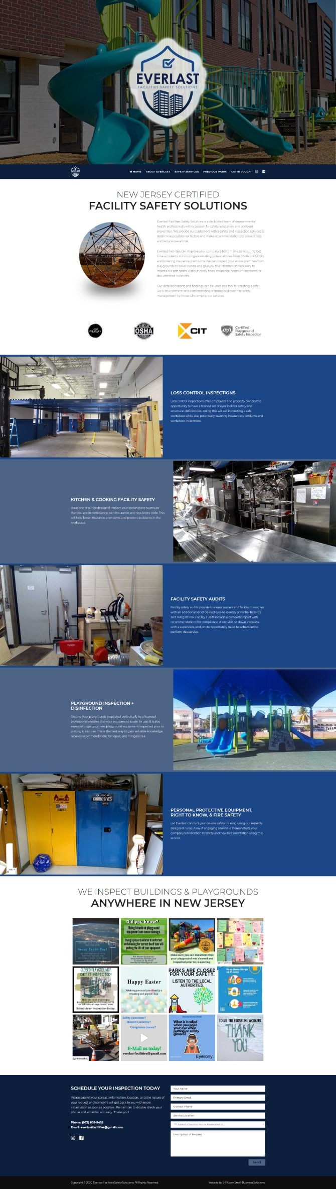 Everlast Facilities Safety Solutions
