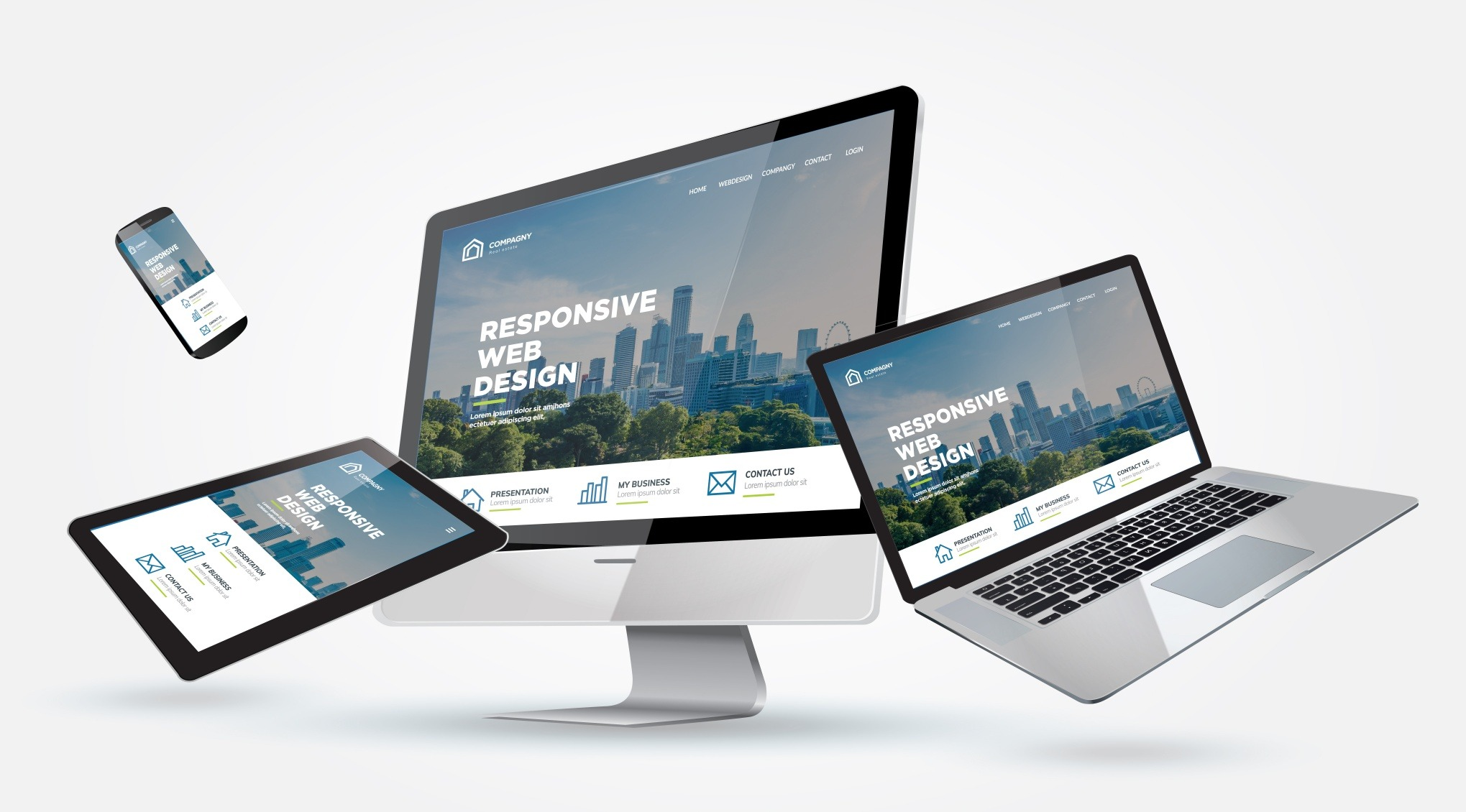 What is Responsive Web Design & How Can It Charge Up Your Site